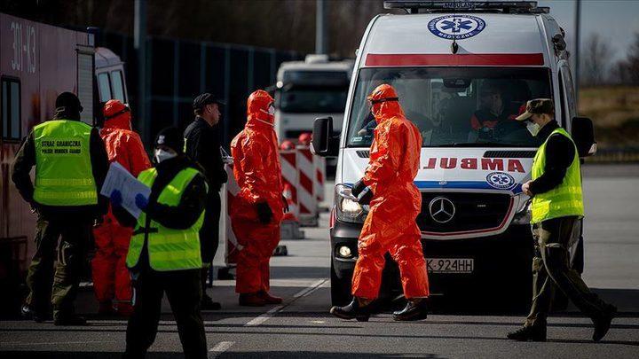 """الصحة العالمية: روسيا على أتم الاستعداد لمكافحة فيروس """" كورونا"""""""