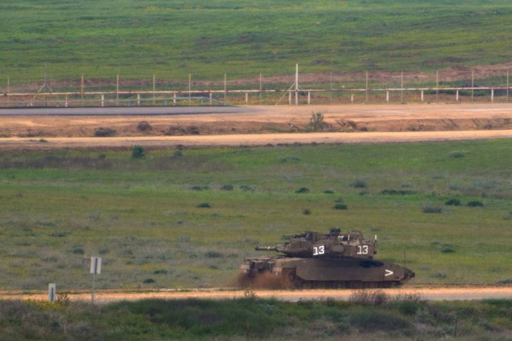 الاحتلال يطلق النار صوب المزارعين ورعاة الأغنام شرق خان يونس
