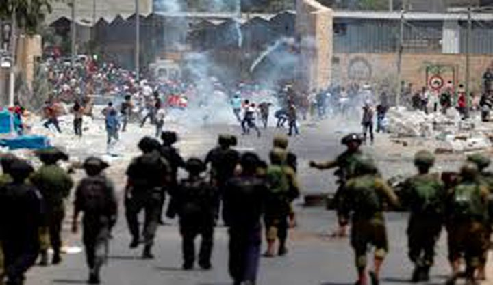 القدس: أهالي العيسوية يتصدون لاقتحام الاحتلال للبلدة