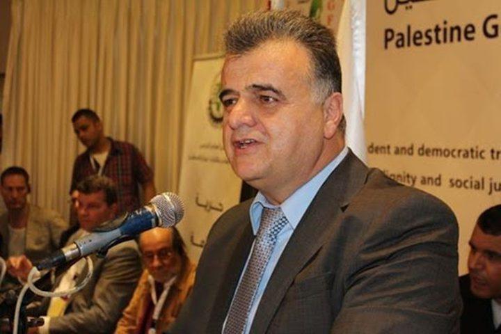سعد يطالب العمل الدولية بالضغط على إسرائيل لإنصاف عمال فلسطين