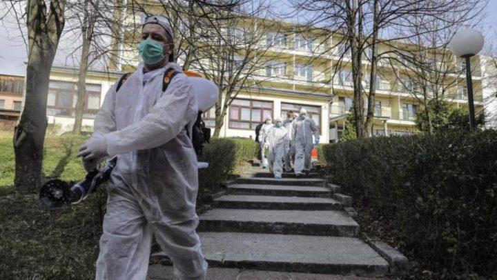 الصحة العالمية: وفيات كورونا تقارب الـ31 الفا والاصابات 664236