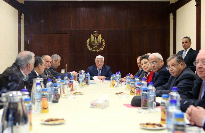 الرئاسة الفلسطينية تدين الهجمات الصاروخية التي تعرضت لها السعودية