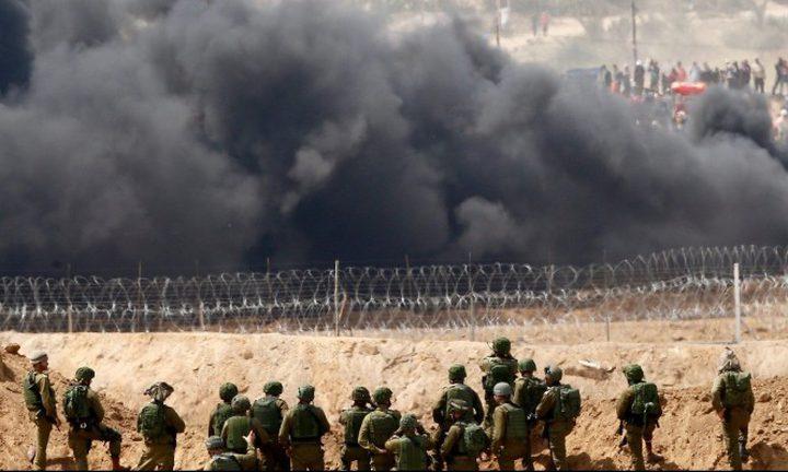 الاحتلال يتخوف من انتشار كورونا في غزة وانعكاسه عليه