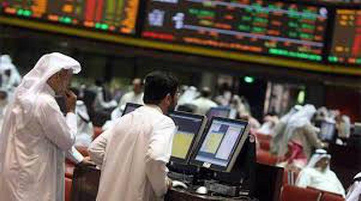 صعود معظم أسواق الشرق الأوسط الرئيسية