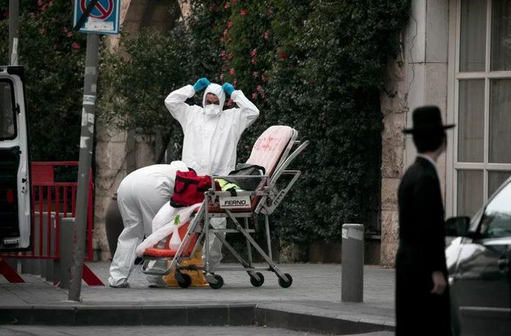 """ارتفاع عدد الوفيات بفيروس كورونا في """"إسرائيل"""" إلى 16"""