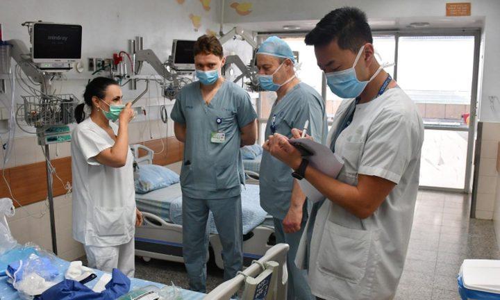 ارتفاع عدد الاصابات بكورونا بدولة الاحتلال لـ 4347 بينها 80 خطيرة
