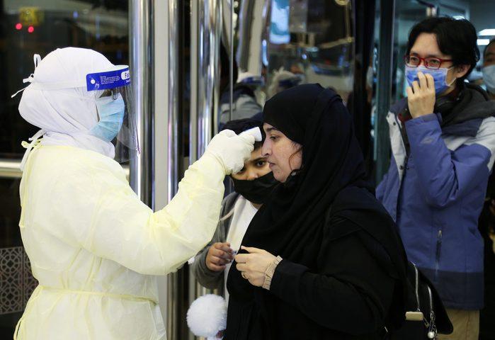ارتفاع عدد الاصابات بفيروس كورونا في فلسطين الى 116
