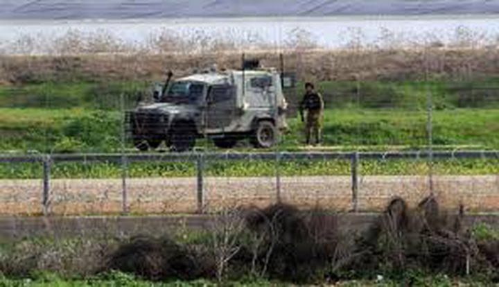 الاحتلال يطلق النار تجاه المواطنين جنوب غزة