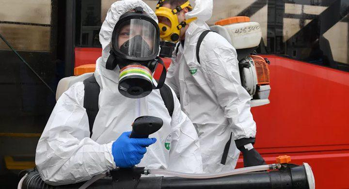 روسيا تقترب من ذروة الإصابات بفيروس كورونا