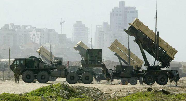"""أمريكا تنشر منظومة صواريخ """"باتريوت"""" في مدينتين عربيتين"""