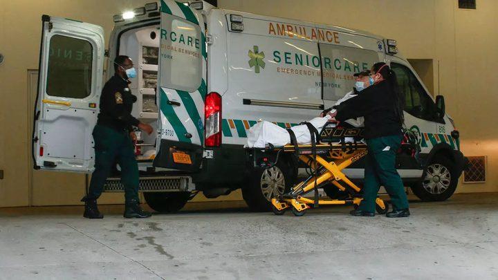 تسجيل 657 وفاة و1259اصابةجديدة في الولايات المتحدة
