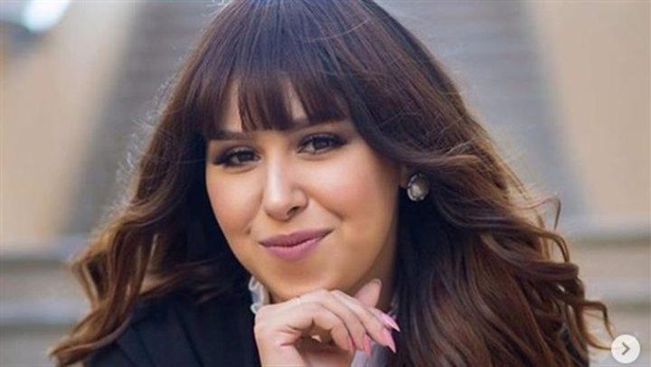 نجمة آراب أيدول إيناس عز الدين تعلن إصابتها بفيروس كورونا