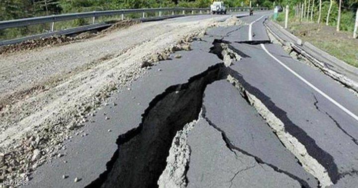 زلزال قوي يهز ولاية أيداهو الأمريكية