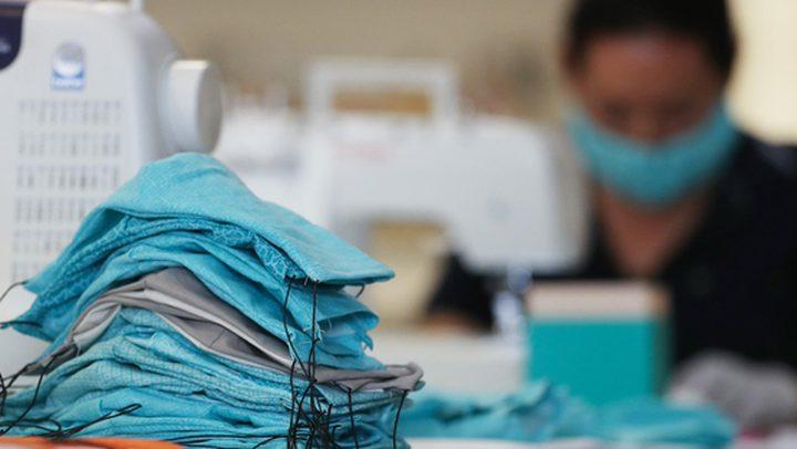 """""""الاقتصاد"""": أربعة مصانع جديدة لإنتاج الكمامات واللباس الواقي"""