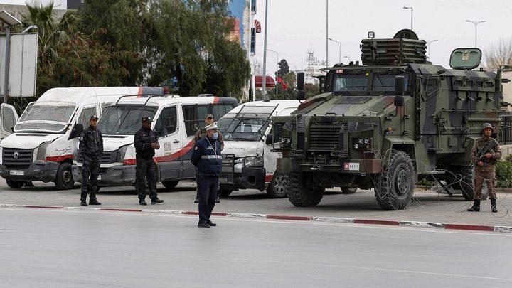 الافراج عن 1420 سجينا في تونس بسبب كورونا
