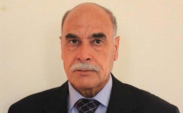 وفاة محافظ الوسطى بغزة عبد الله أبو سمهدانة