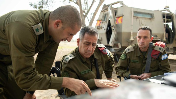 كبار قادة الاحتلال يخضعون للحجر الصحي بعد مخالطتهم مصاب بكورونا