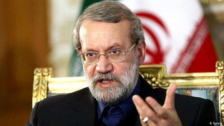 """إصابة رئيس البرلمان الإيراني بـ""""كورونا"""""""