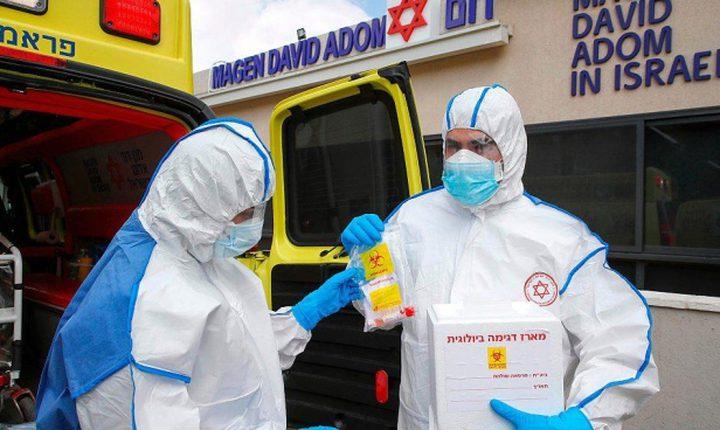 ارتفاع عدد المصابين بفيروس كورونا في دولة الاحتلال لـ6808