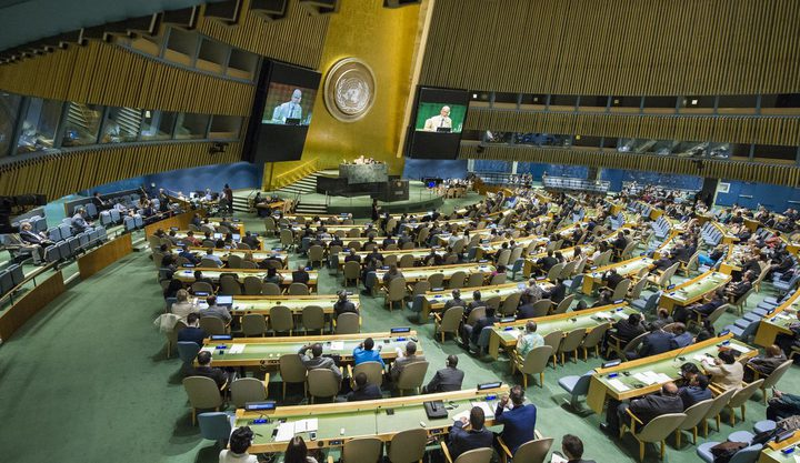 فلسطين تبعث برسائللمسؤولين أمميين حول مجمل التطورات