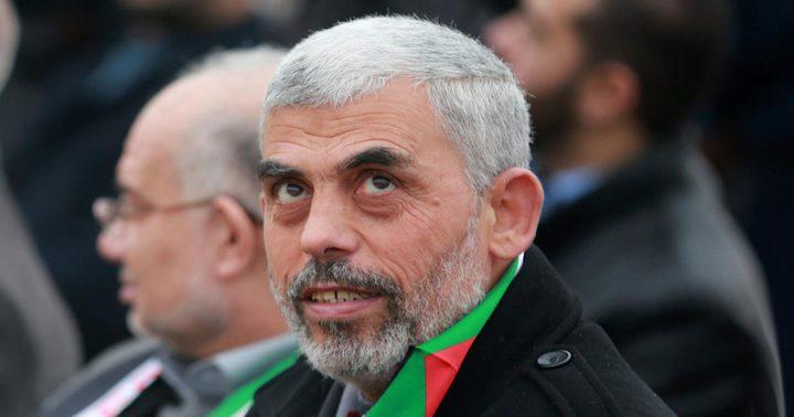 حماس: مبادرة السنوار بشأن الأسرى تضع الاحتلال أمام اختبار جديد