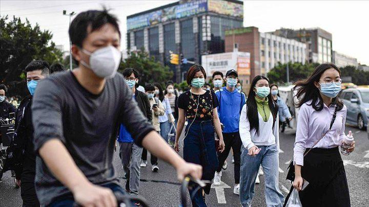 """الصين تعلن تعافي 94% من المصابين بـ""""كورونا"""""""