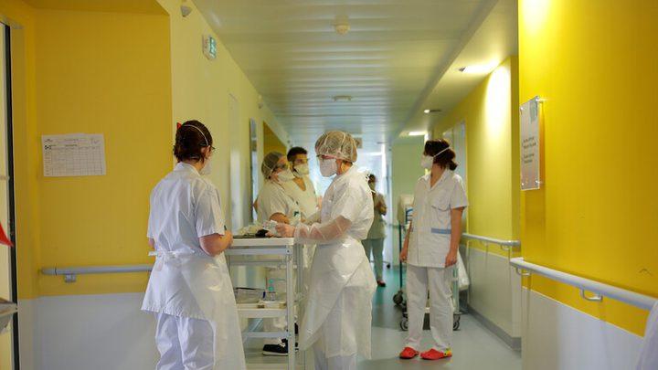 تسجيل 708 وفيات جديدة بفيروس كورونا في بريطانياوالاجمالي4313