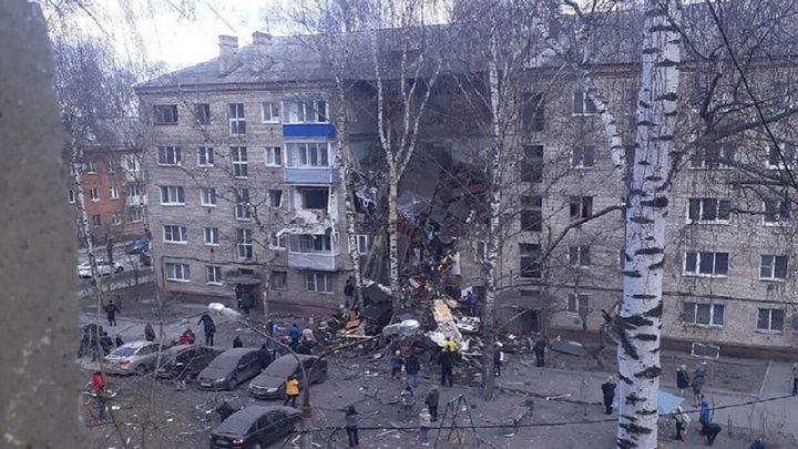 قتيل ومصابون بانفجار للغاز في مبنى سكني بموسكو
