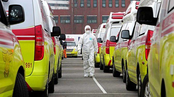 """تسجيل أكثر من 800 وفاة بـ""""فيروس كورونا """"خلال يوم في اسبانيا"""