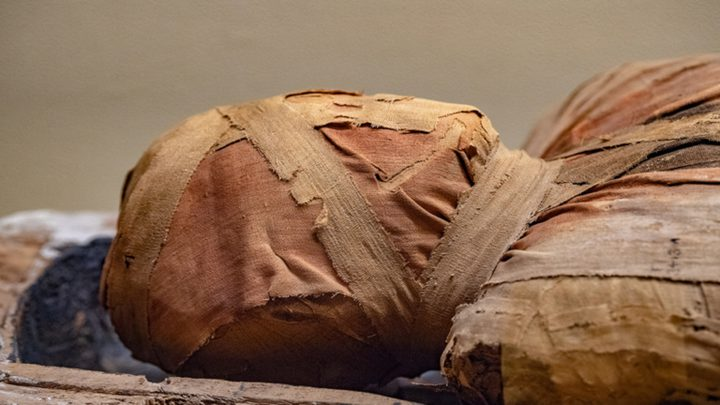 اكتشاف مفاجئ ومدهش داخل نعش مومياء مصرية عمرها 3 آلاف عام!