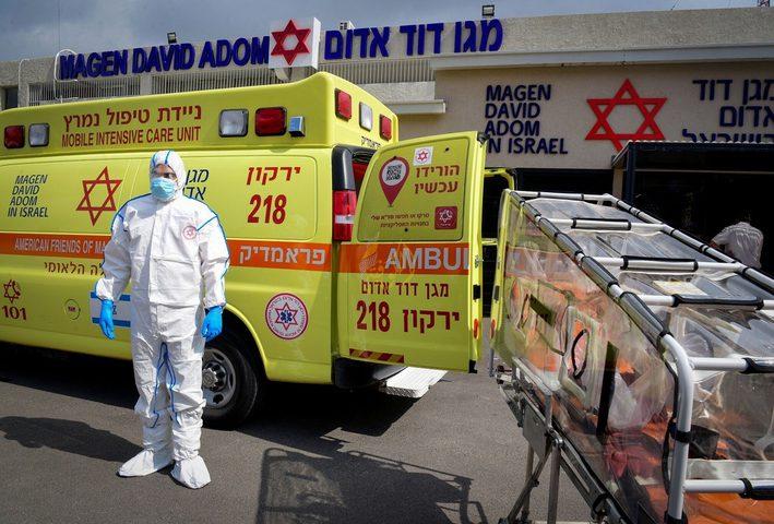 ارتفاع عدد الإصابات بكورونا في اسرائيل إلى 8430 بينهم 49حالة وفاة
