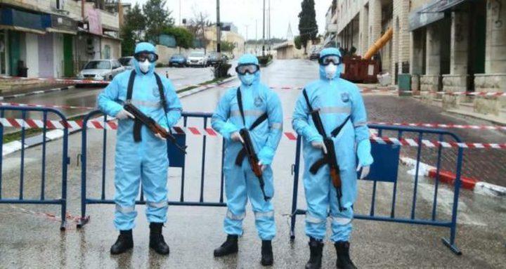 الشرطة تعتقل 12 مواطنا من جنين لعدم التزامهم بحالة الطوارئ