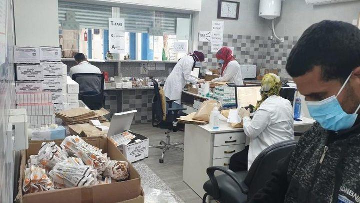 """""""الأونروا"""": بدأنا بتوصيل الادوية للاجئين الفلسطينيين في الأردن"""