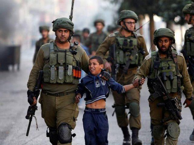 28 طفلاً ارتقوا شهداء في 2019 و200 يقبعون في سجون الاحتلال
