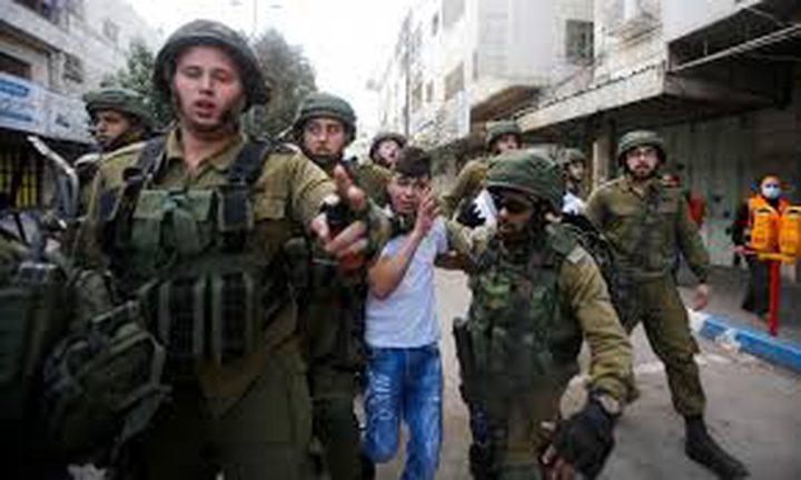 """نادي الأسير: الاحتلال يواصل اعتقال الأطفال في ظل انتشار """"كورونا"""""""