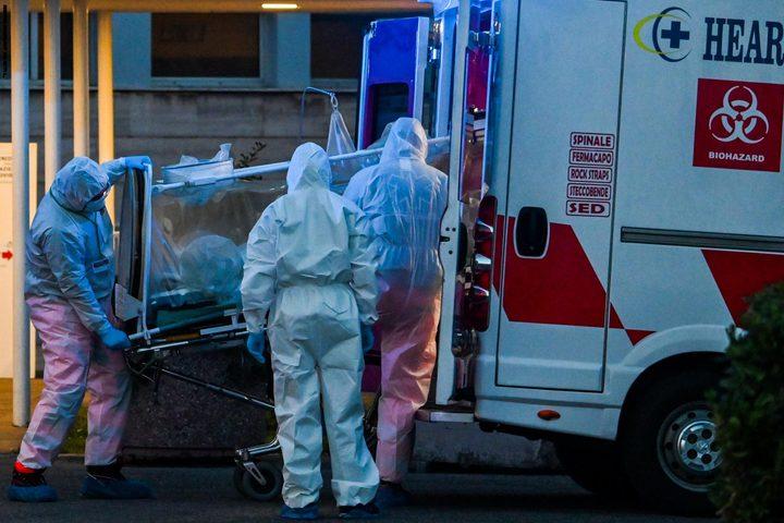 أميركا تسجل أعلى حصيلة وفيات بكورونا في العالم خلال 24 ساعة
