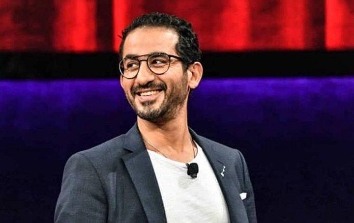 أحمد حلمي يقدم أغرب وجبة في العالم