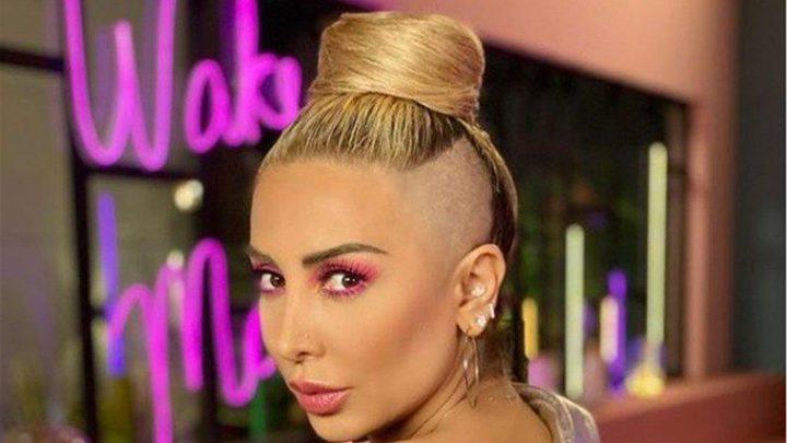 جويل ماردينيان تكشف سبب حلاقة شعرها