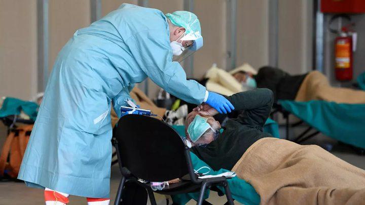 إيطاليا تسجل 636 وفاة جديدة بسبب كورونا والاجمالي يرتفع إلى 16523