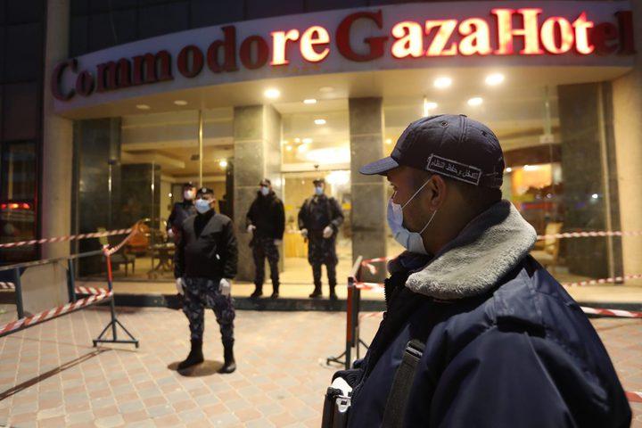 تسجيل إصابة جديدة بفيروس كورونا في قطاع غزة من بين المحجورين