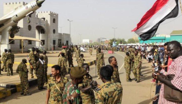 الجيش السوداني ينتشر في الخرطوم