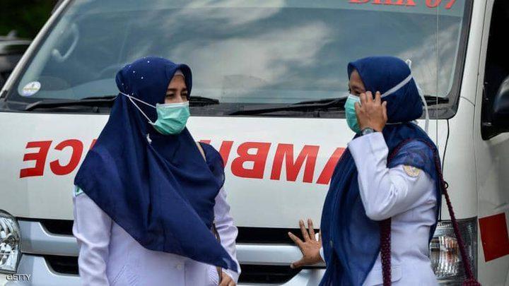 """22 وفاة ومئات الإصابات بـ""""كورونا"""" في إندونيسيا والفلبين"""