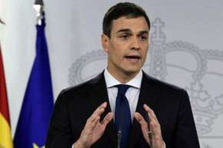 رئيس وزراء اسبانيا: كورونا يهدد الاتحاد الاوروبي بالانهيار