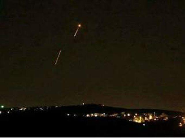 سقوط صواريخ قرب شركة هاليبرتون الأمريكية في البصرة