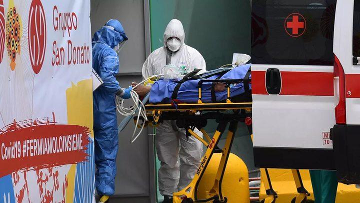 تراجع في حصيلة عدد الوفيات بفيروس كورونا في بريطانيا