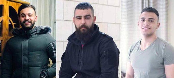 الاحتلال يحول 3 أسرى من بيت لحم للاعتقال الإداري