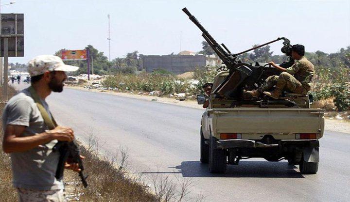 رغم كورونا.. احتدام القتال جنوب العاصمة طرابلس