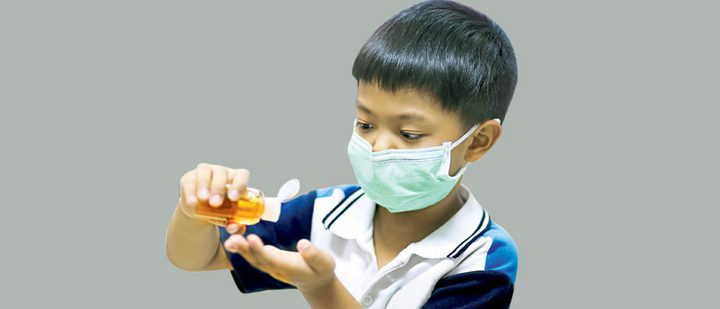 ما هي تأثيرات وباء كورونا على الأطفال ؟