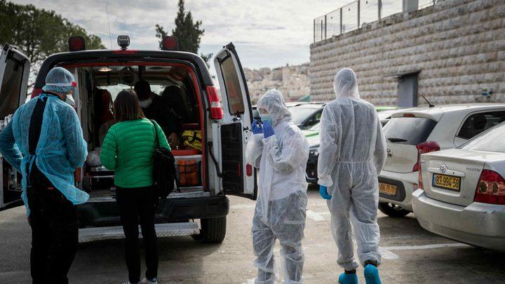 """عدد الوفيات بفيروس كورونا في """"إسرائيل"""" يرتفع لـ 59"""