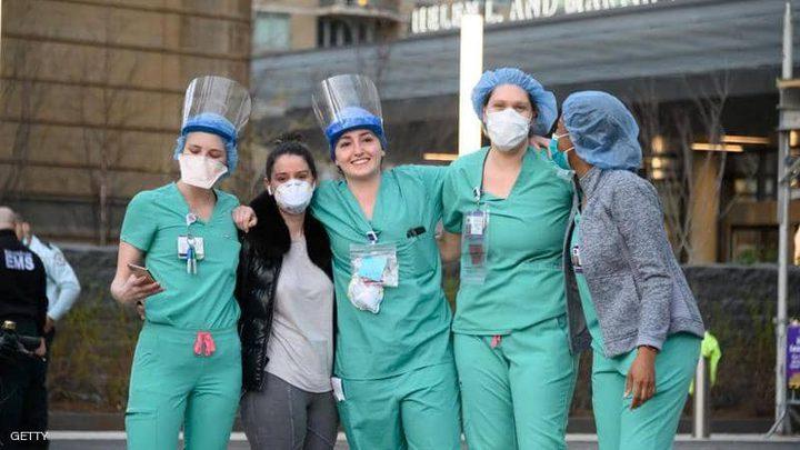 كورونا يتتسبب بنقص كبير بعدد الممرضين حول العالم